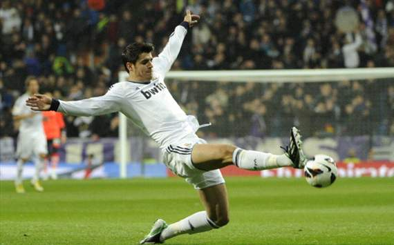 Real Madrid will keep fighting until the end, says Morata