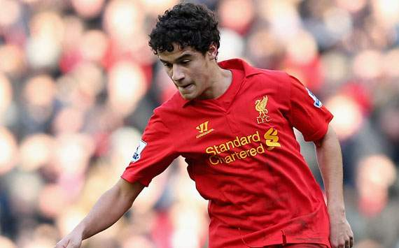 Liverpool starlet Coutinho unruffled by physical Premier League