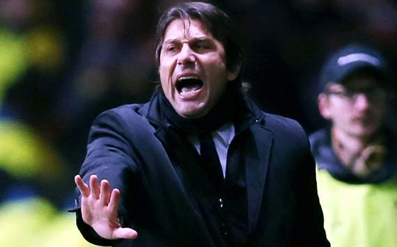 Conte 'irritated' by boo boys