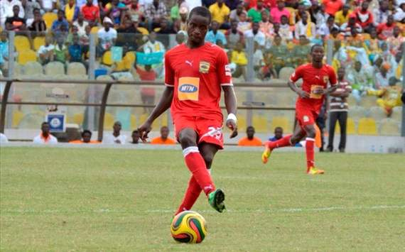 Michael Anaba - Asante Kotoko and Ghana