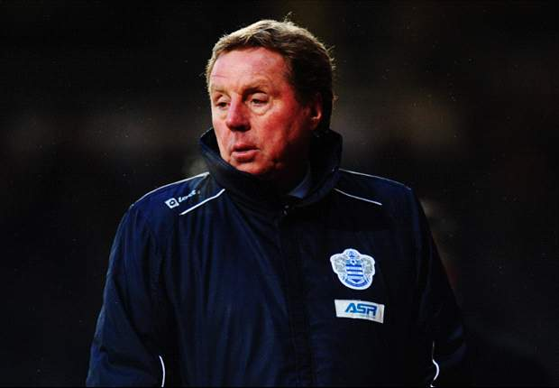 Redknapp: QPR need at least 20 more points to survive