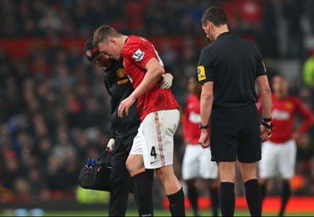 Phil Jones has ankle scans with fitness for Real Madrid decider in doubt