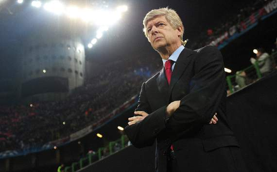 Wenger urges Arsenal to stay strong in wake of Tottenham defeat
