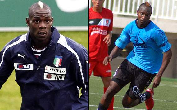 El doble de Balotelli juega en... Chile