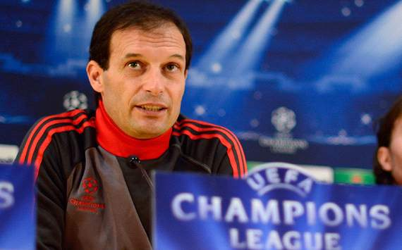 Allegri: I believed we could beat Barcelona when no one else did