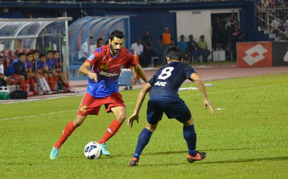 Dani Guiza - Johor Darul Takzim