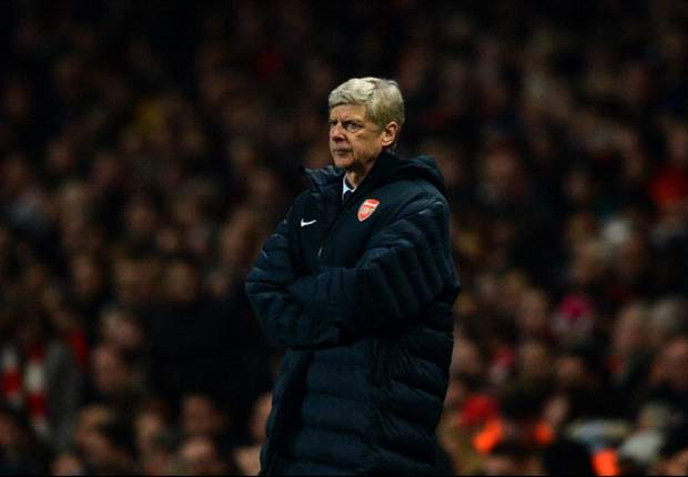 We can't feel sorry for ourselves, says Arsenal boss Wenger