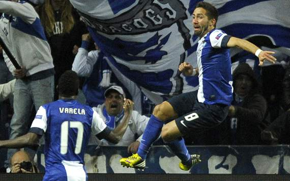 LdC, Porto - Moutinho :&quot;Une bonne performance&quot;
