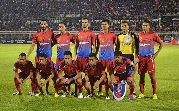 Johor Darul Takzim ii The Johor Darul Takzim Team