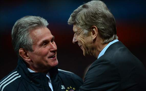 Heynckes: Wenger one of the best managers in Europe
