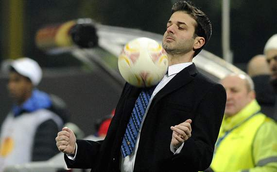 Stramaccioni unfazed by mounting Inter pressure 
