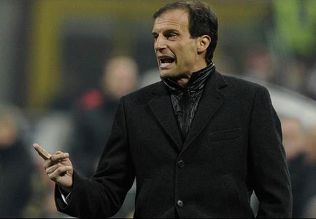 Allegri: We have to take our chances