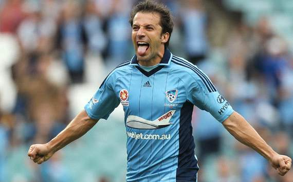 Alessandro Del Piero Ingin Bawa Sydney FC Juara