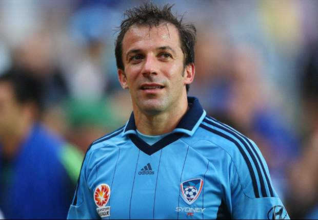 Del Piero set to re-sign at Sydney FC