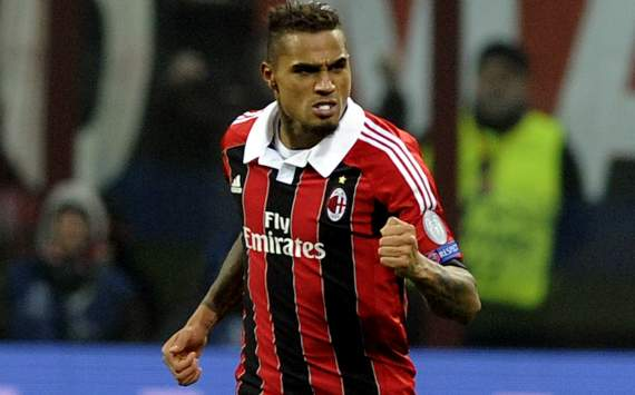 Kevin-Prince Boateng, Milan-Barcellona