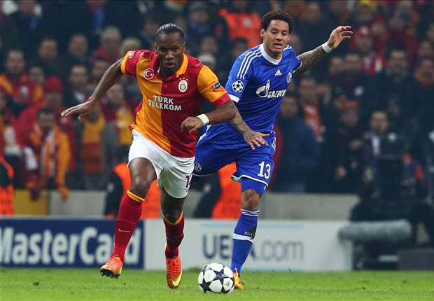 Jones and Draxler pleased with Galatasaray draw