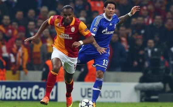 Galatasaray e Schalke se enfrentam e o time turco sai com a vaga