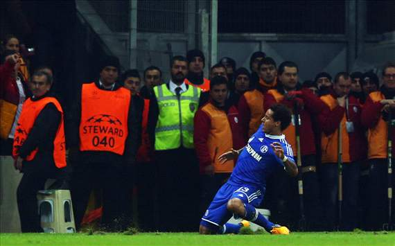 Jermaine Jones, Schalke 04