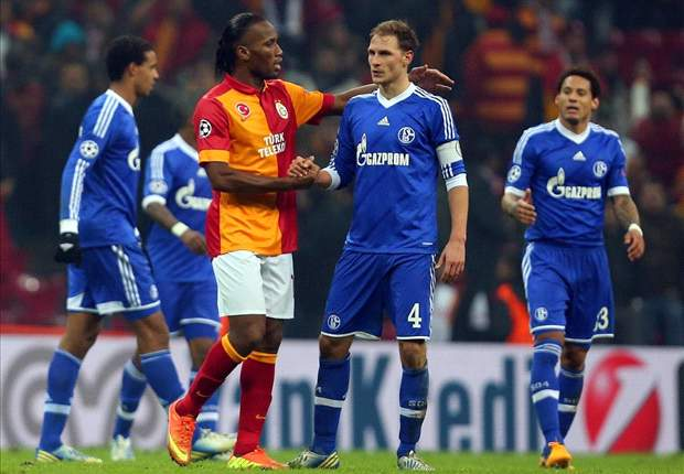 Schalke's Drogba protest sends out the wrong message for football