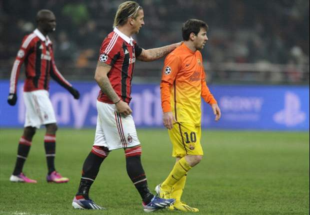 Mexes: Milan have won nothing yet