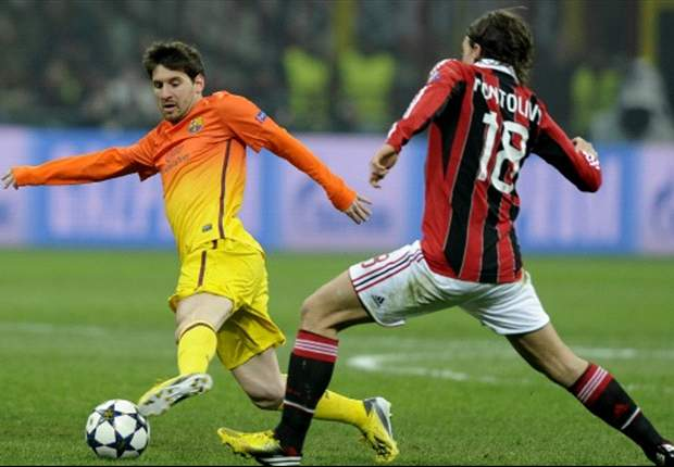 Milan thought Messi would struggle in Serie A, Van Bommel says