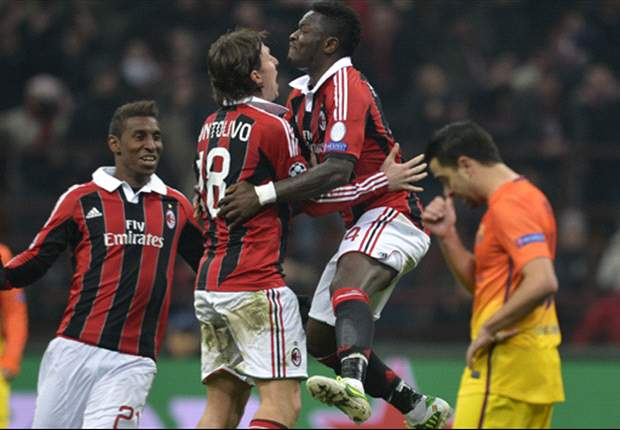 How Barcelona & Balotelli have revived Europe's love affair with AC Milan