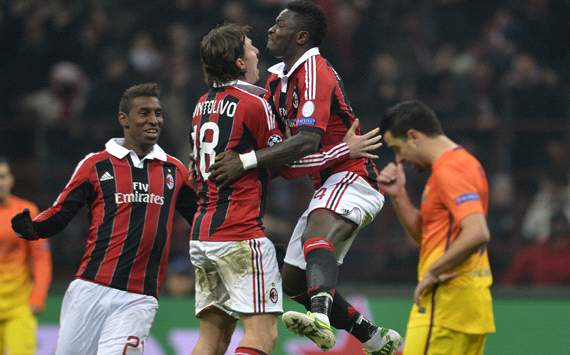 How Barcelona &amp; Balotelli have revived Europe's love affair with AC Milan