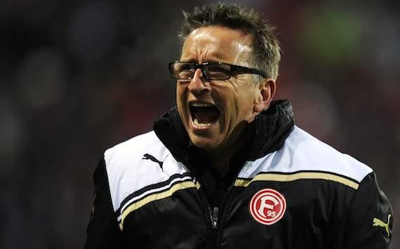 Jetzt wird bei Fortuna Düsseldorf über Norbert Meiers Zukunft entschieden