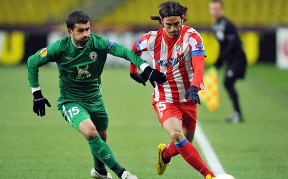 Kislyak &amp; Cisma - Rubin-Atletico Madrid 