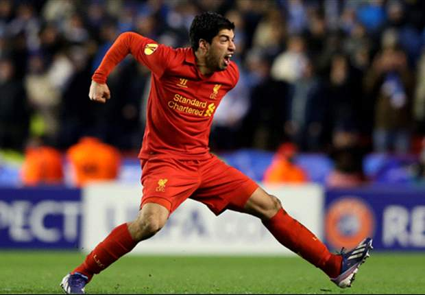 Suarez my player of the year, says Liverpool boss Rodgers