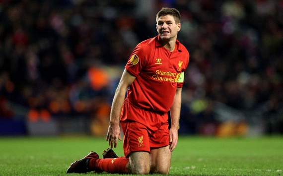 Liverpool revolution needs trophies, admits Gerrard