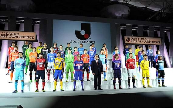 Japan League 2013