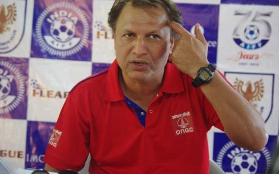 'It will be very difficult to motivate the players again' - ONGC FC coach Santosh Kashyap