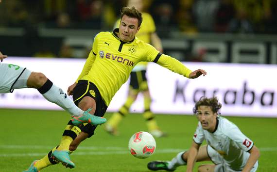 Hitzfeld: Muller or Gotze can dethrone Messi