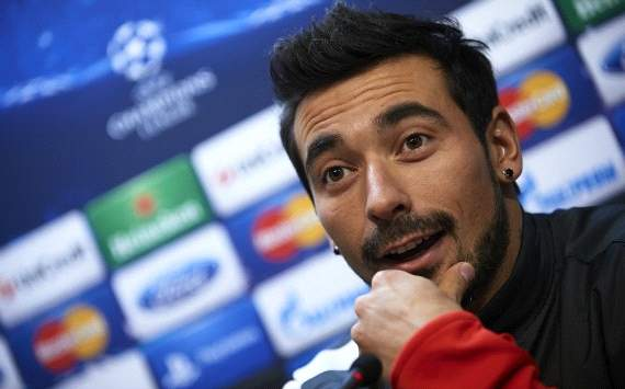 Lavezzi: Cavani is better than Balotelli