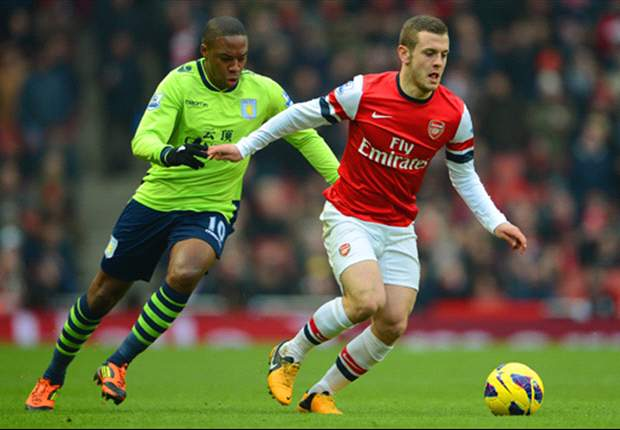Arsenal boss Wenger backs 'special' Wilshere to add goals