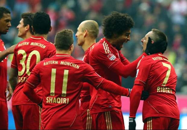 Bundesliga Team of the Week: Robben & Gomez feature for the first time