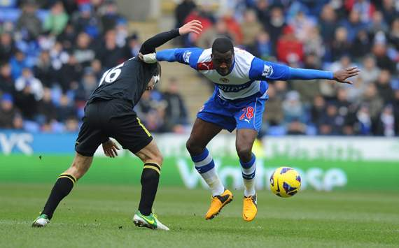 Akpan confident of Reading survival