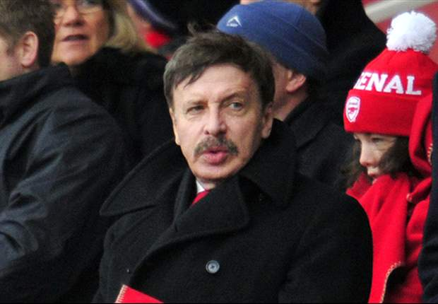 Kroenke has no plans to sell club to Middle East consortium, Arsenal says