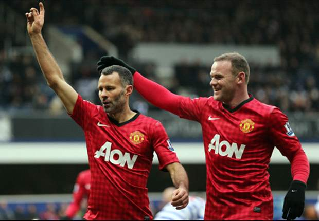 Manchester United defender Rafael: Giggs is an unbelievable player
