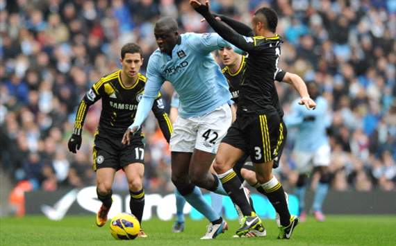 Yaya Toure, Chelsea