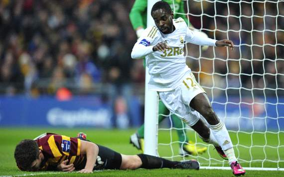 Goal.com World Player Of The Week: Nathan Dyer von Swansea
