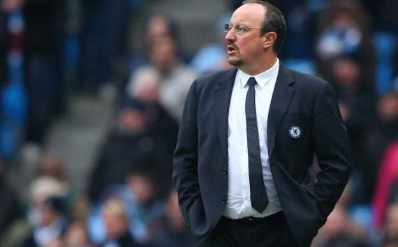 Chelsea fixture congestion? That must be my fault too, jokes Benitez