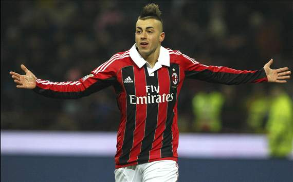 El Shaarawy signs new AC Milan contract