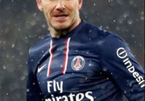 Beckham lauds 'special night' after making PSG debut