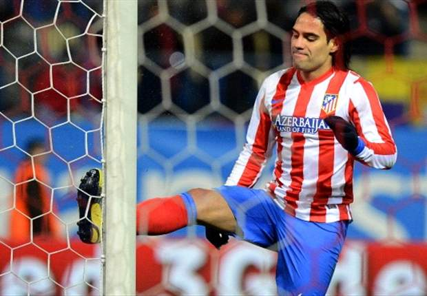 Falcao proud despite 'ugly' Copa win