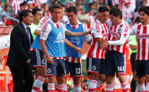 Se reune Chivas con sus grupos de animacin