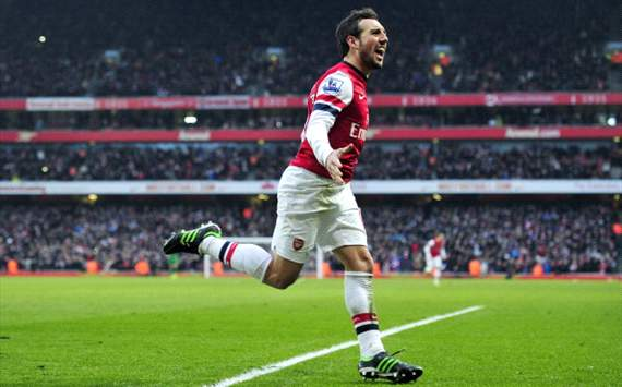 Beating Tottenham & qualifying for Champions League 'essential' for Arsenal, says Cazorla