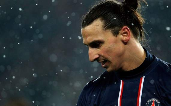 Ligue 1 : Zlatan Ibrahimovic (Paris SG vs Olympique de Marseille)