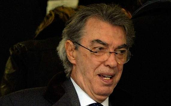 'Inter deluded &amp; angry over poor form' - Moratti